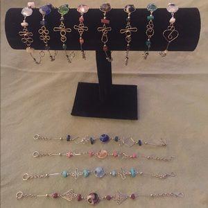 Handmade Bolivian bracelets